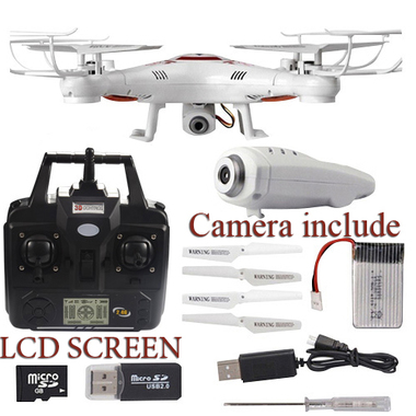 Hot Selling 2.4G RC Helicopter Drone with Camera HD Remote Control Helicopter X5