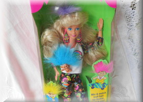 Troll Barbie ~ Never Been out of the Box