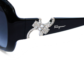 Salvatore Ferragamo Sunglasses 641SR - Blue Gradient