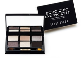 Bobbi Brown Soho Chic Eye Palette Sealed Box