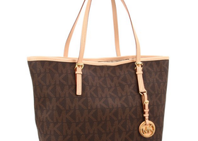 Michael Kors Jet Set Small Travel Tote