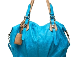 Trendy Leather Fashion Hobo Shoulder Bag