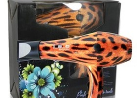 Iso Professional Blow Dryer Ionic 2000w (Cheetah)