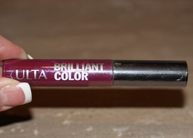 ULTA Brilliant Color Lip Gloss -Rich Plum 12