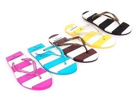 5 Colors Summer Beach Sandals Vacation Flats