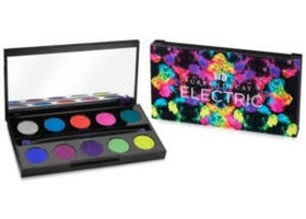 Urban Decay Electric Pressed Pigment Palette & Brush