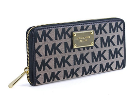 MICHAEL Michael Kors Zip-Around Continental