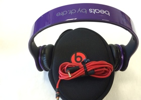 Beats SOLO HD - Refurbished - Purple