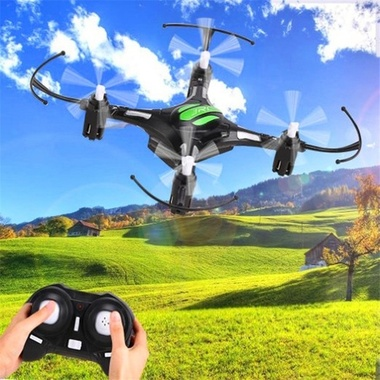 RC Quadcopter Drone Headless Mode 2.4G RTF Remote Control Aircraft