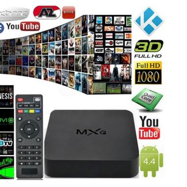 MXQ/V88 4K Android 4.4 Quad Core WiFi XBMC 1080P Smart TV Box 8GB Media Player(E