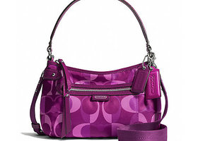 New Coach Daisy Dream Berry Convertible – New with Tags