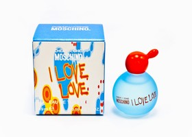 Moschino I LOVE LOVE Women's Perfume EDT
