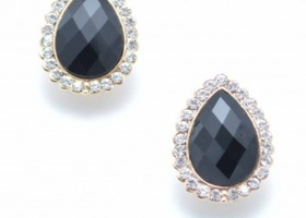 Drop Crystal Earring