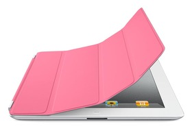 New Apple iPad 2,3,4 Smart Cover - Pink
