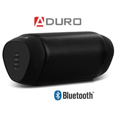 Aduro LED Color Changing Rave Light Show Bluetooth Wireless Speaker Large