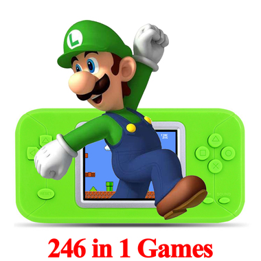 2.4 inch 246 in 1 Games Game Console