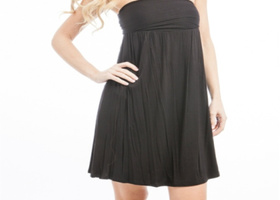 We Can't Stop Dress (Black-X-Small)