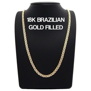 14K Gold Filled Gucci Chain 24