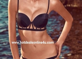 Sizes S & L Famous Luxury Bikini Set