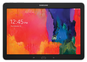 Samsung Tab Pro 10.1 16GB Black With Asus Versa Sleeve