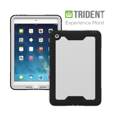 Trident Cyclops iPad Mini 1/2/3 Shock-absorbing Case w/ Screen Protector