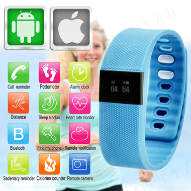 Waterproof  SmartBand Fitness