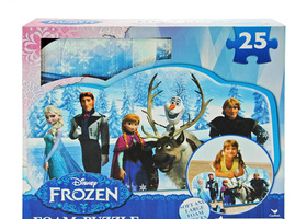 Disney's Frozen Foam Floor Puzzle 25PCS