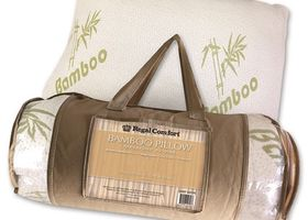 Bamboo Pillow in King or Queen size