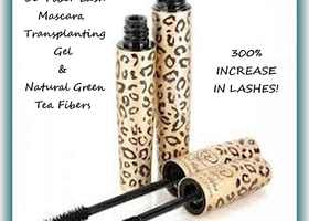 Flamingo 3D Fiber Transplanting Gel & Mascara Set