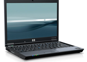 "HP 2510p 12.1"" Elitebooks C2D  4GB 80GB W7"