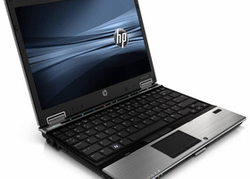Refurbished HP 2540p i7 4GB 160GB W7