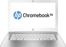"HP 14-G010NR 14"" Chromebook 2GB 16GB SSD Chrome OS"