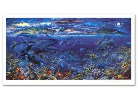 Robert Lyn Nelson - From Sea to Shining Sea - $1500