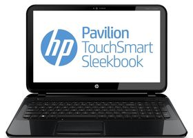 "HP 15-b129wm 15.6"" Sleekbook A6 500GB W8"