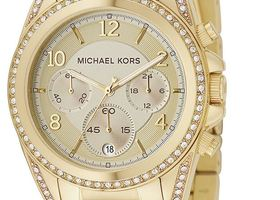 Michael Kors Blair Gold Ladies Watch
