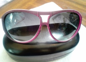 NWT Juicy Couture Sunglasses with Case - $228 msrp