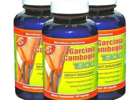 Try it! 90 days supply Garcinia Cambogia 1300
