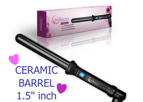 "Your Choice-Bellezza Ionic Technology 1.5"" Curling Wand"