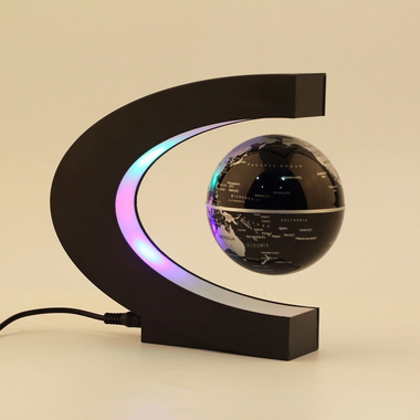 Decor Home Electronic Magnetic Levitation Floating Globe Xmas Decoration