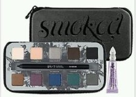 Urban Decay Smoked Palette 24/7 Pencil & Primer