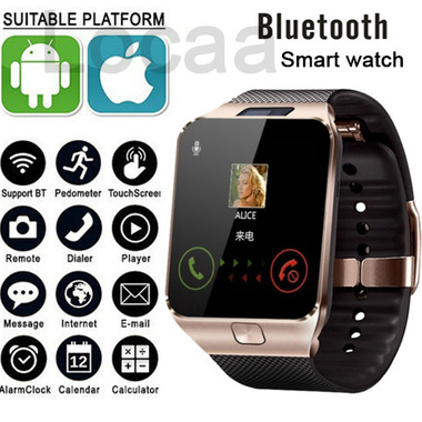 NEW 2017 32GB Smart Watch with HD Camera and SIM&Memory Card Slot (optional) for