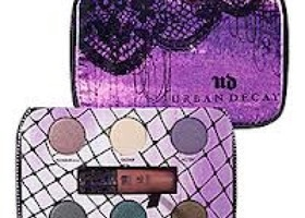 Urban Decay The Feminine Palette EyeShadow & LipGloss