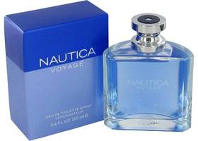 Nautica Voyage Mens cologne 3.4oz EDT NEW!!