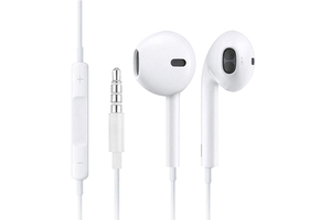 3.5mm Eearbud Earphone Headset