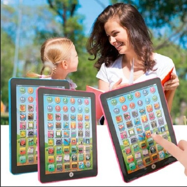 Modern Child Touch Type Computer Tablet English Learning Study Machine