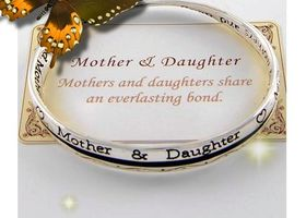 Mother's and Daughter's Bond Bangle