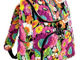 Vera's Doube Zip Backpack-New w/tags-3 color choices