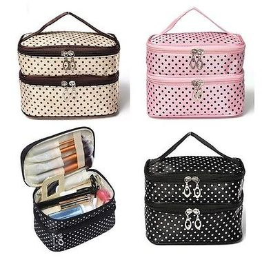 2017  Hot  Multifunction Travel Cosmetic Makeup Bag Wash Toiletry Organizer Stor