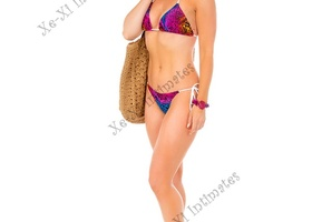 SALE Tropical Bikini Set