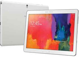 Samsung Tab Pro 10.1 White 16GB With Asus Versa Sleeve